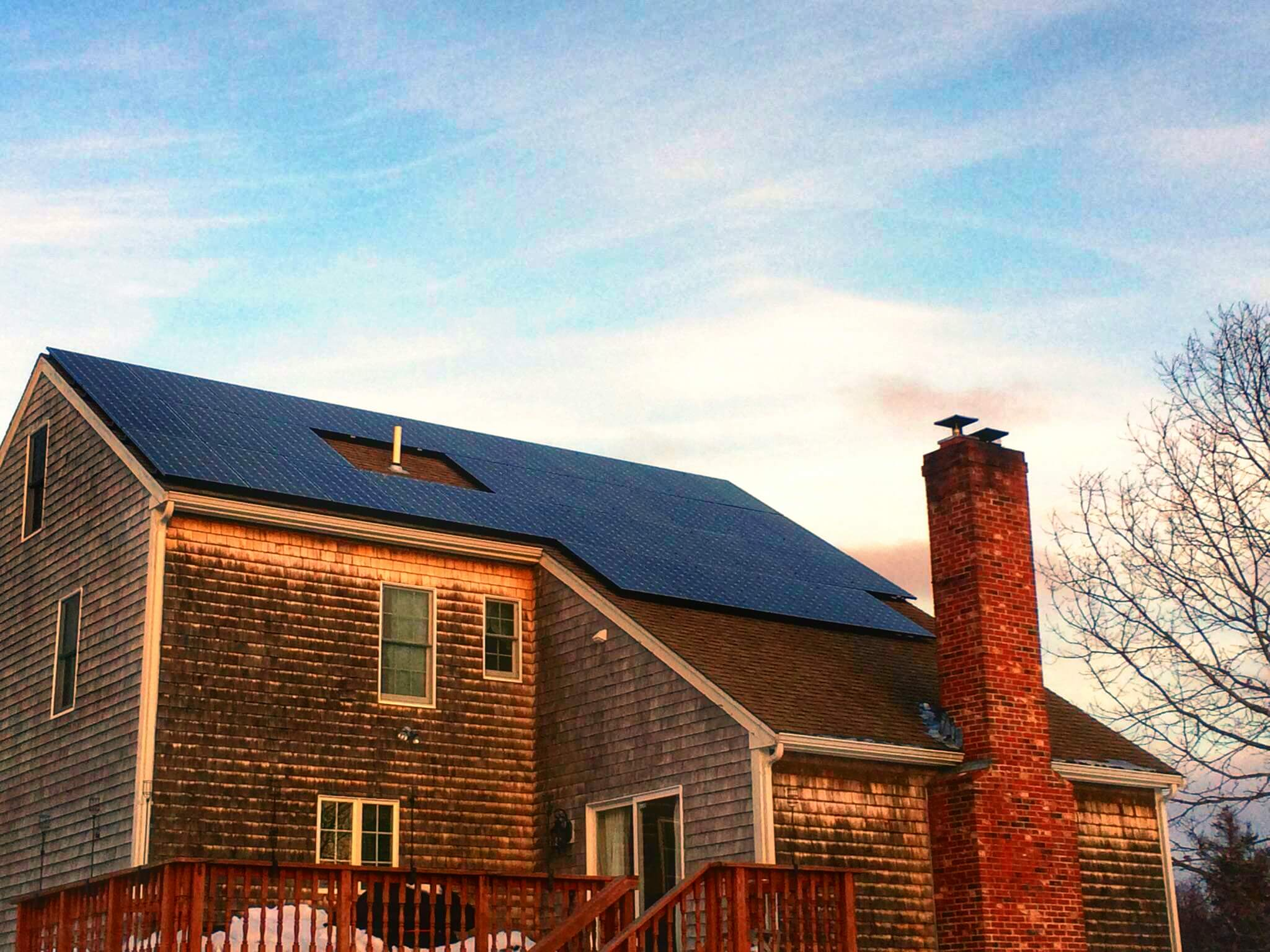 My Generation Energy Solar Plymouth Install