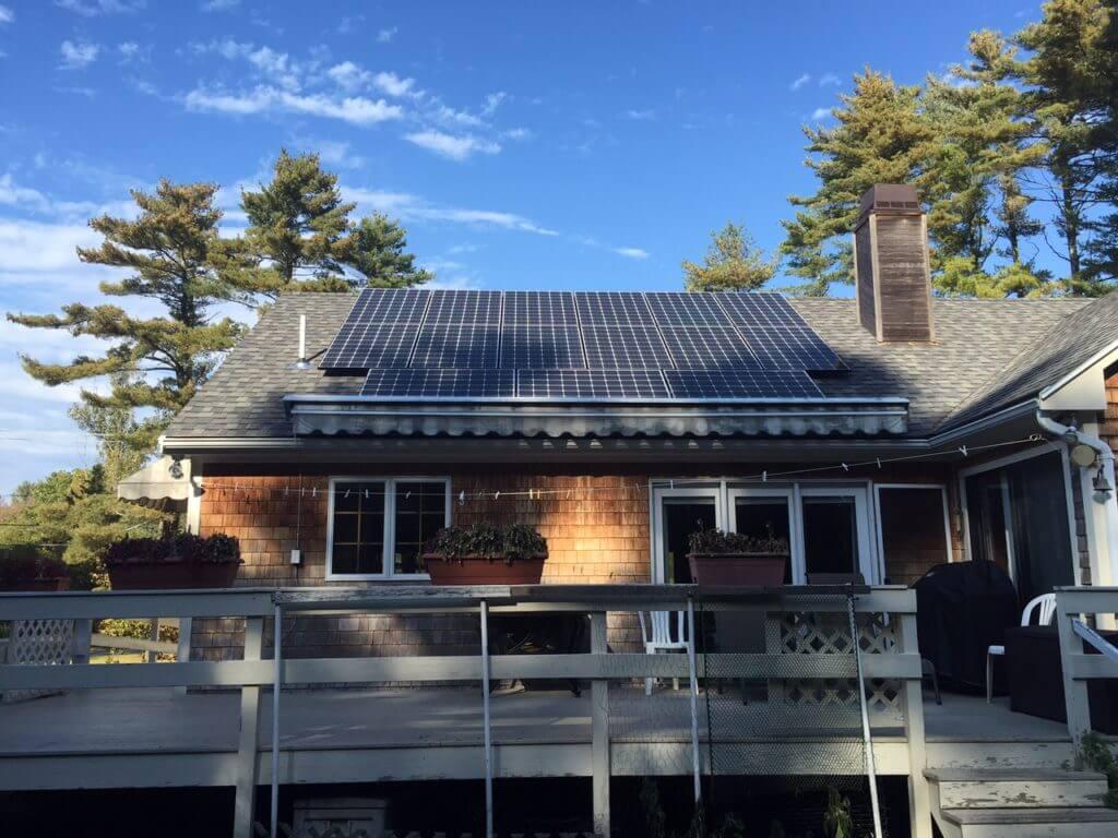 Massachusetts residential solar installations inc