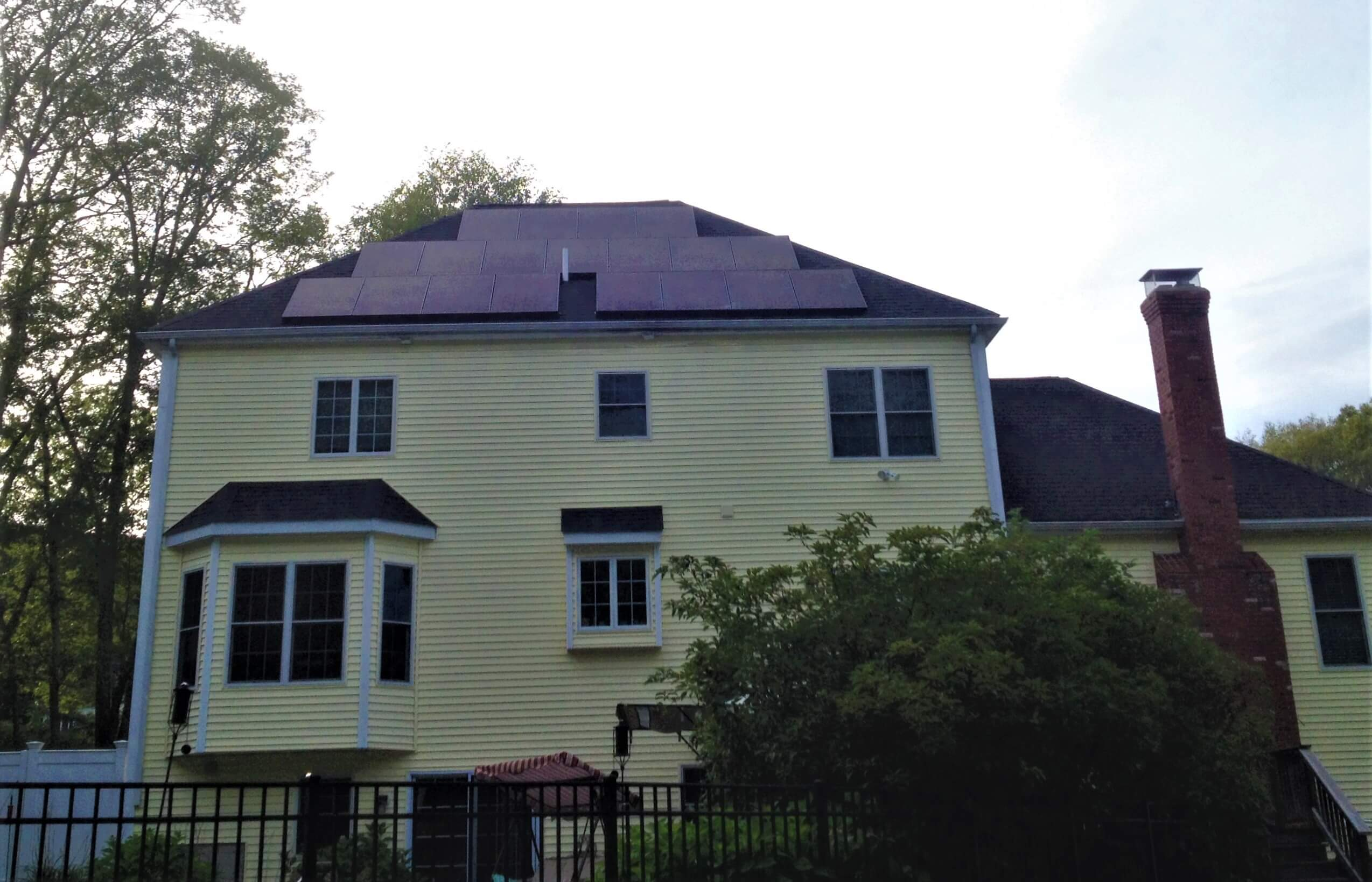 milford massachusetts greater boston solar installation my generation energy