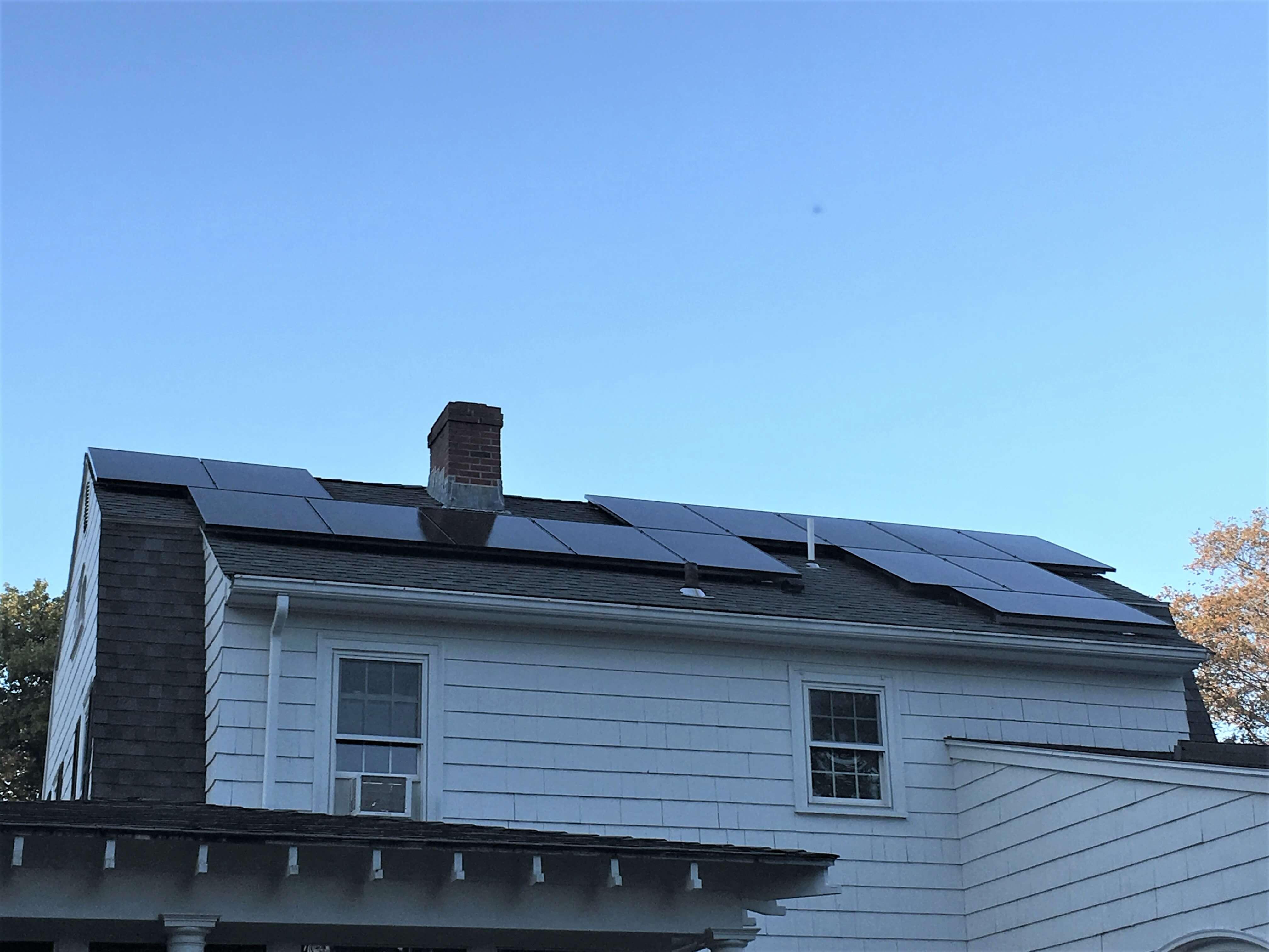 westwood massachusetts greater boston solar installation my generation energy