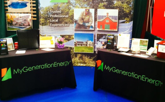 Hyannis Home Show 2016 Booth