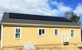 My Generation Energy Habitat for Humanity Eastham MA residential solar