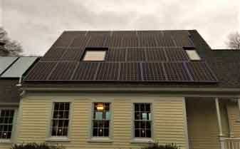 My Generation Energy Marshfield Residential Solar