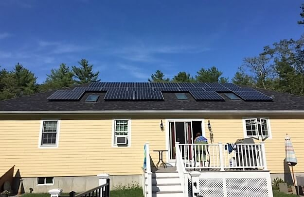 mattapoisett massachusetts south coast residential solar installation my generation energy