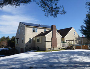 rochester massachusetts south coast residential solar installation my generation energy