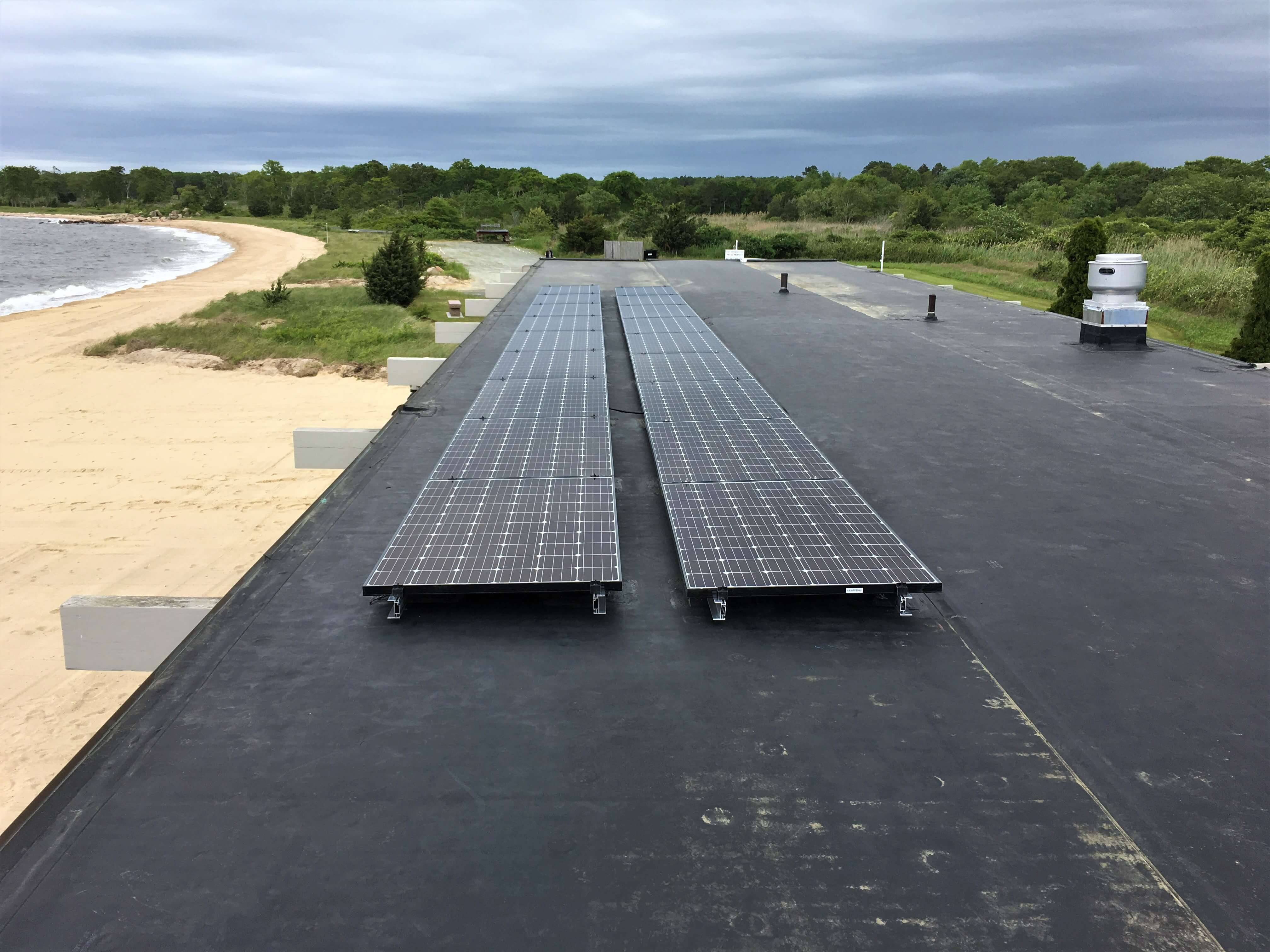 marion massachusetts south coast commercial solar installation my generation energy
