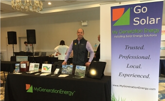 andrew wade mge wareham business expo cape cod solar