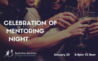 BBBS Mentor Appreciation Night 1.25.18