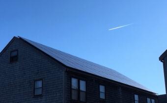 Nantucket MA Residential Solar Panels