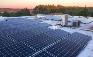 falmouth ma cape cod commercial solar installation
