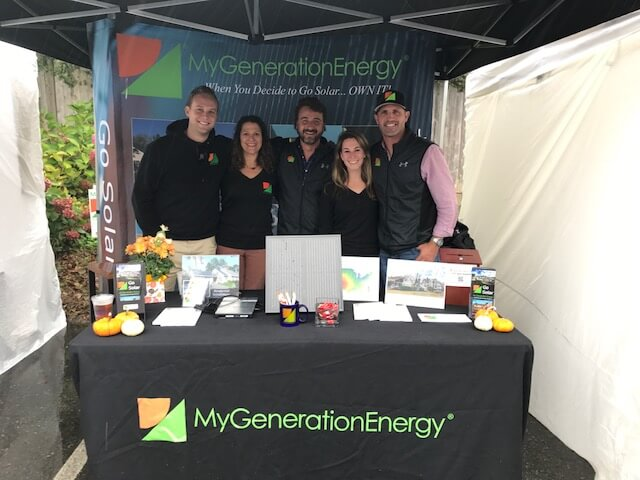 My Generation Energy Solar Team