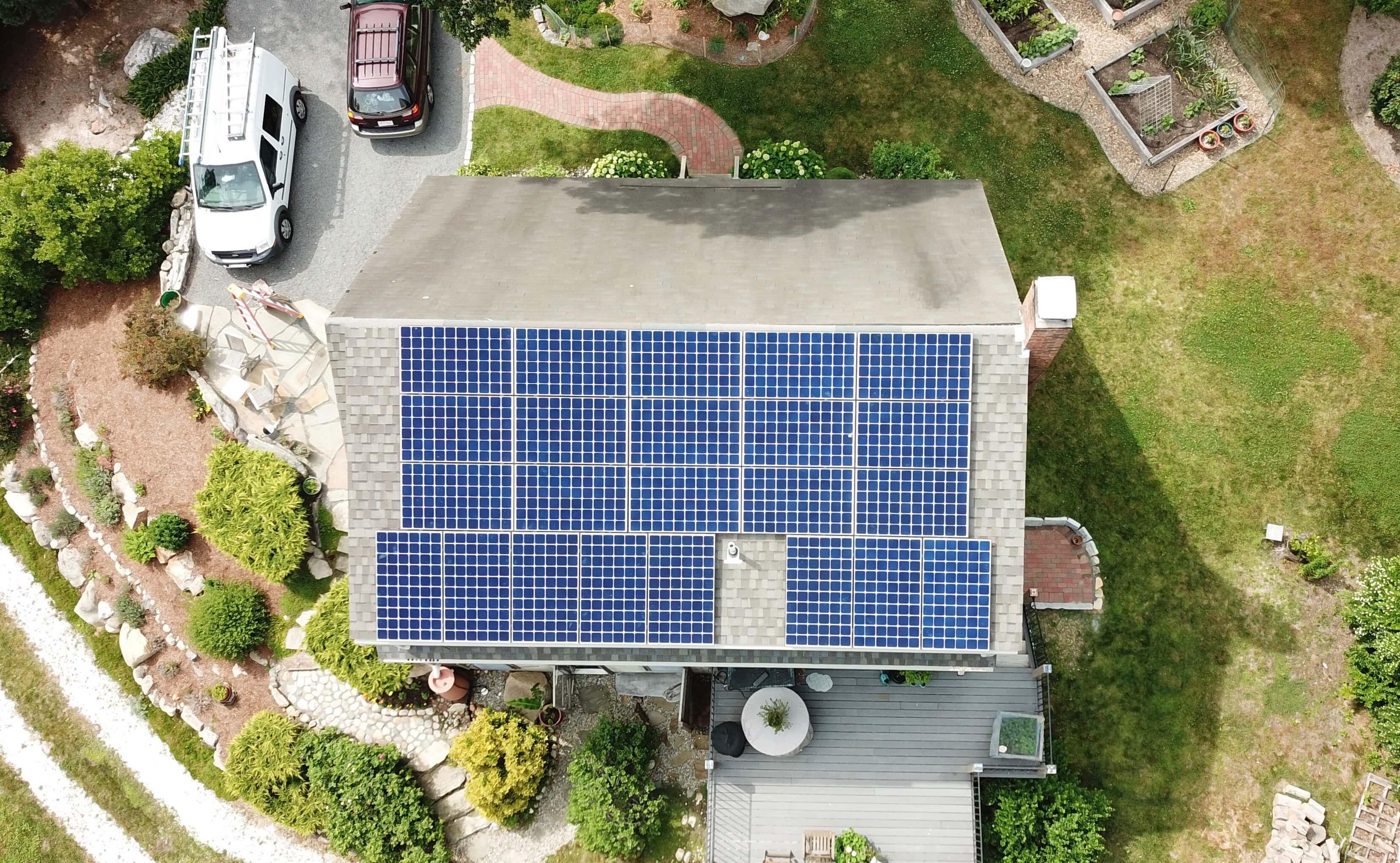 orleans ma solar installation
