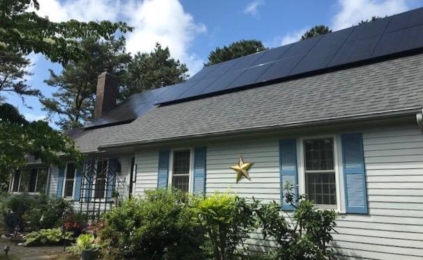 brewster ma solar installation