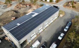 commercial solar panels in chatham MA cape cod