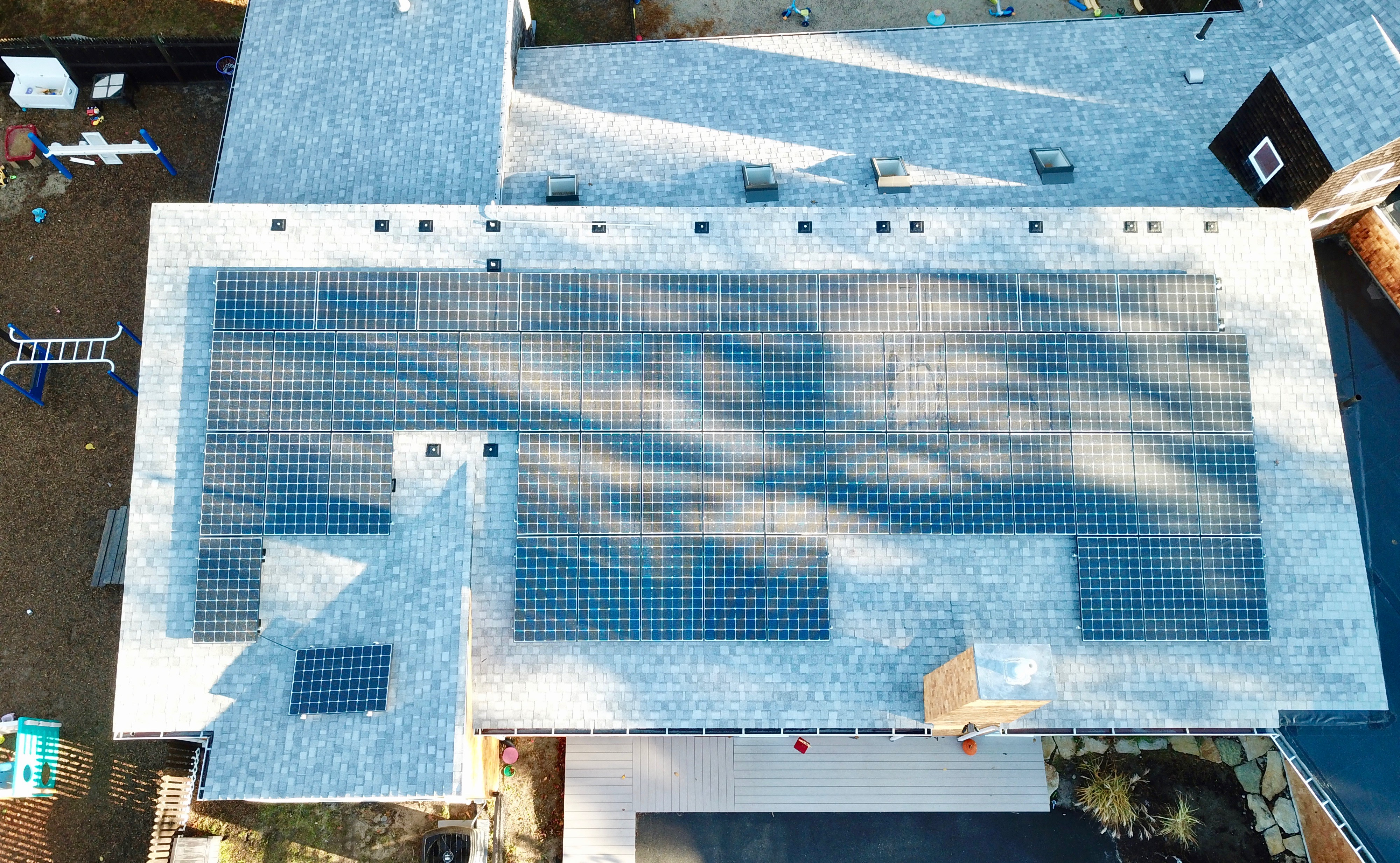 eastham ma cape cod commercial solar installation