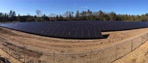 sippican community solar garden in marion, massachusetts