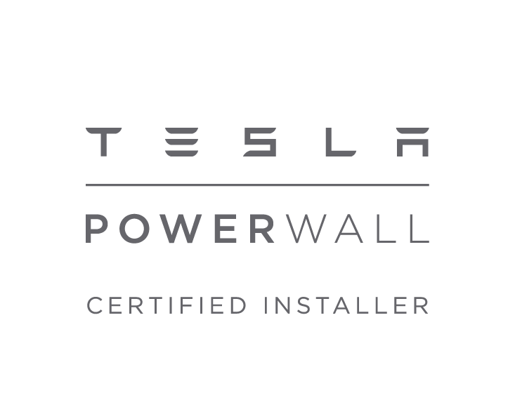 Tesla Powerwall Certified Installer Badge