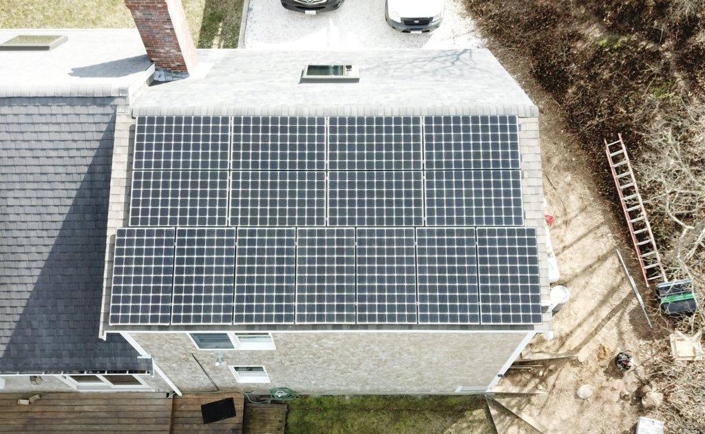 north-facing solar on cape cod by my generation energy
