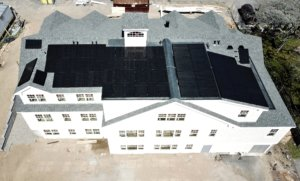 Chatham commercial solar installation by My Generation Energy