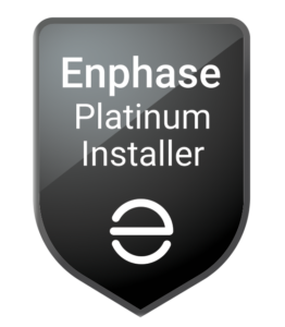 Enphase Platinum Installer logo