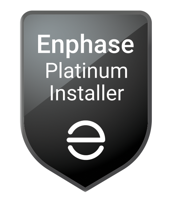 Enphase Platinum Installer logo