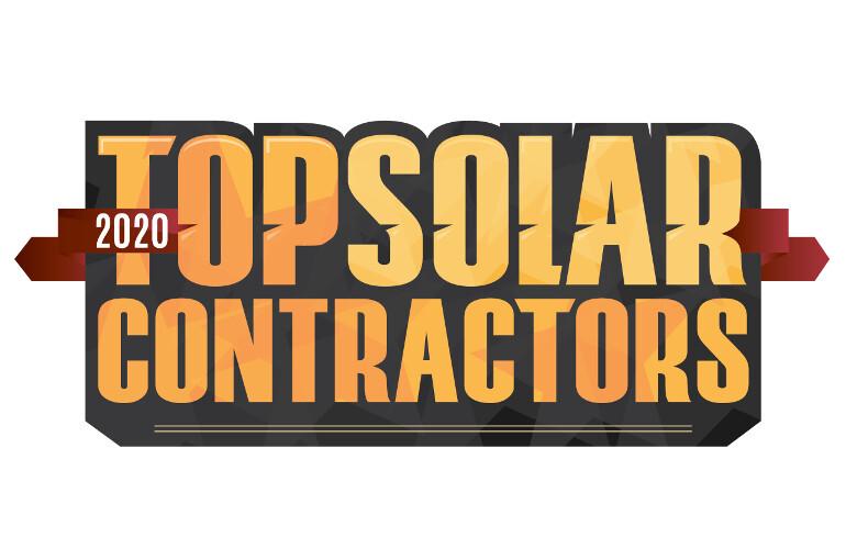 Top Solar Contractors 2020