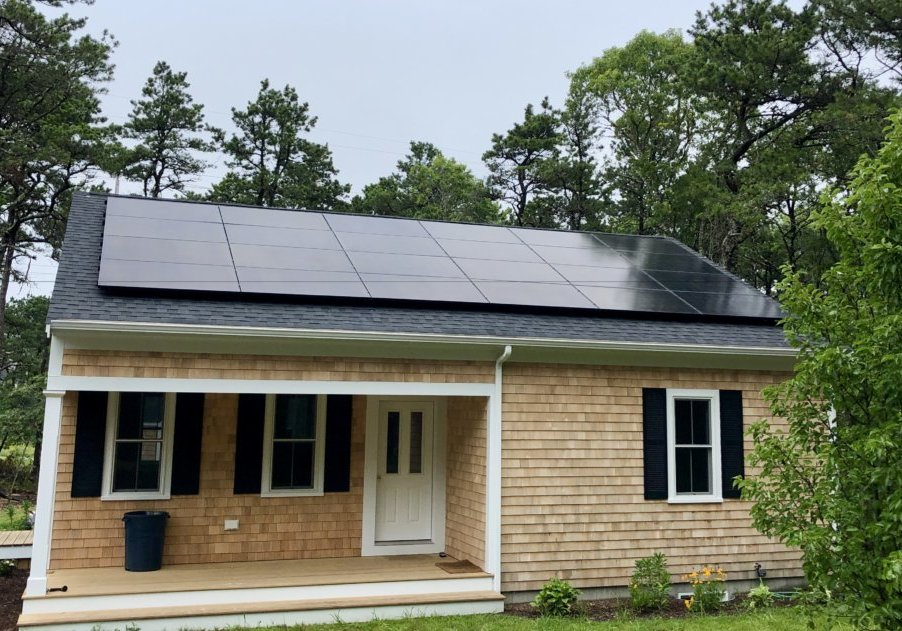 solar for cape cod affordable housing: My Generation Energy + Habitat for Humanity
