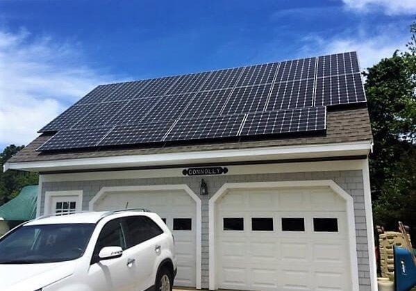 My Generation Energy Yarmouth MA residential Solar 2